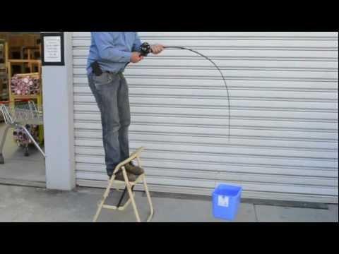 One of the world strongest baitcaster fishing rod youtube for Strongest fishing rod