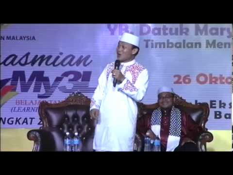 My3L@CC SABAH 2013: Ceramah Santai Bersama Ustaz Das'ad Latief