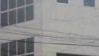 長野・聖火リレー 長野駅東口3