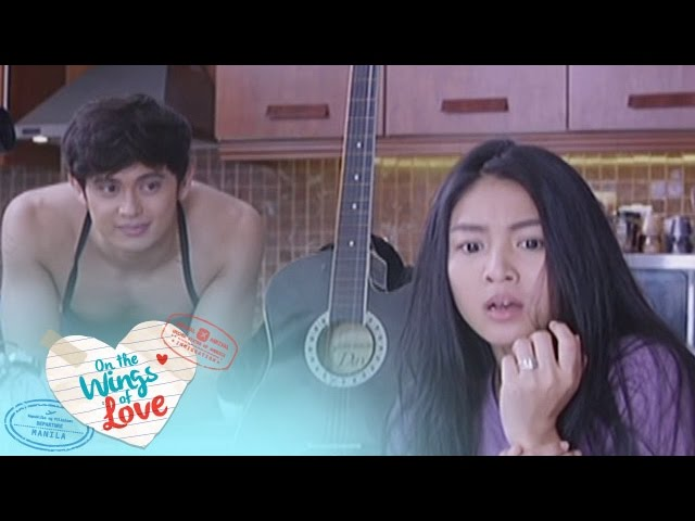 On The Wings Of Love: Leah dreams about Clark