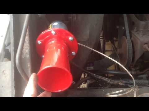 Harbor freight Ooga horn