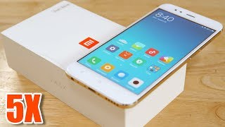 Xiaomi Mi 5X (Dual Camera | Snapdragon 625 | 4/64 GB) - Unboxing & Hands On!