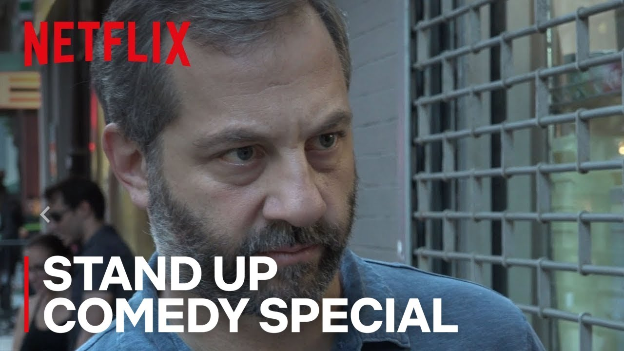 Judd Apatow: The Return   Teaser [HD]   Netflix