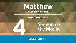 Discourse #1: Sermon on the Mount