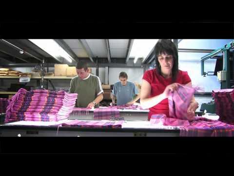 Lochcarron manufacturing