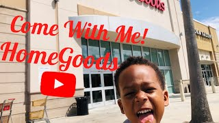HOMEGOODS WALKTHROUGH! Come With Me...