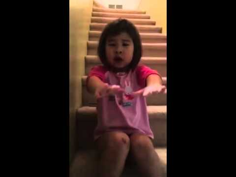 Little Girl Gives Great Marriage Advice