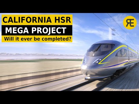 California High-Speed Rail Project: All You Should Know