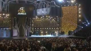 [HD] Taylor Swift - CMA Awards- Love Story