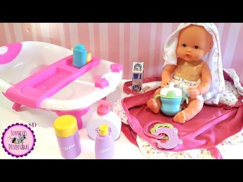 Nenuco Youtube Cuidado La Completo De Bebé EHIYW9D2