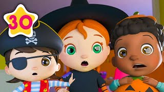 No No Spooky Monsters Song - Dress Up Song | +More Kids Songs | Nursery Rhymes | Little Baby Bum