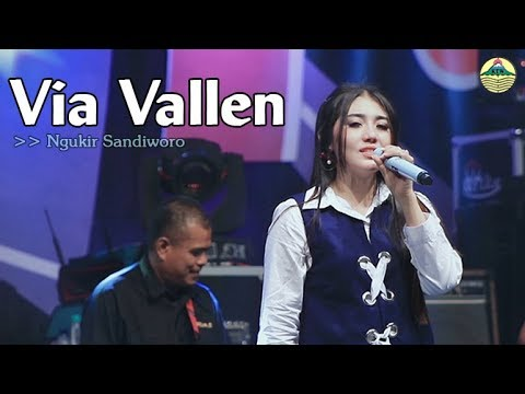 Via Vallen - Ngukir Sandiworo   |   Official Video