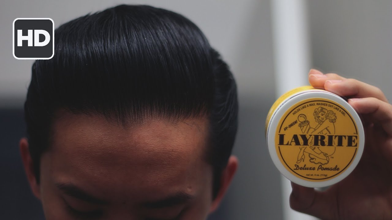 Layrite Deluxe Pomade Review    Unexpectedly Excellent   YouTube