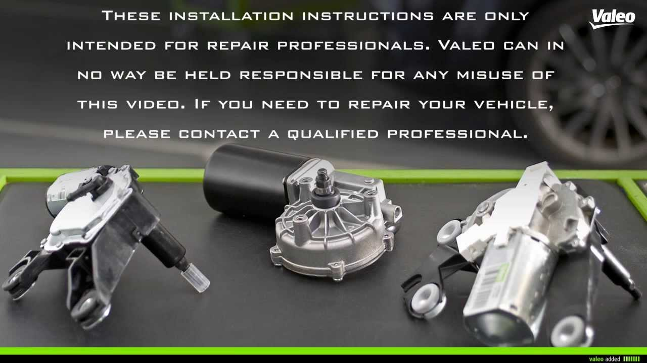 medium resolution of valeo windshield wiper motor wiring diagram