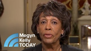 Roundtable: Feud Between President Donald Trump And Rep. Maxine Waters Escalates | Megyn Kelly TODAY