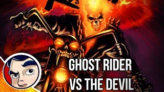 Ghost Rider Escapes Hell & Kills Doctor Strange - Complete Story