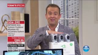 HSN | Smart Home Innovations featuring Arlo 06.18.2017 - 12 AM