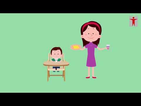 Meeting Calcium Needs For Children