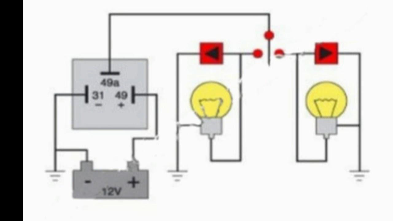medium resolution of product 66866 electronic led compatible flasher ep35 12 volt dc 150 koso led flasher relay wiring diagram led flasher relay wiring