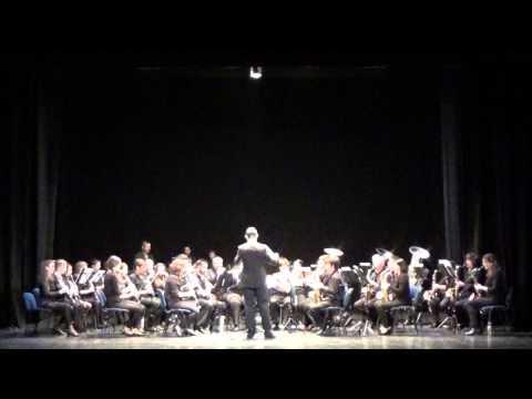 Memorias de Africa. Concierto BSO Cine. Banda Municipal de Ronda 2015