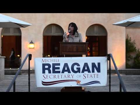 Michele Reagan Announces run for Arizona Secretary of State