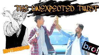THE UNEXPECTED TWIST |Royal Peend