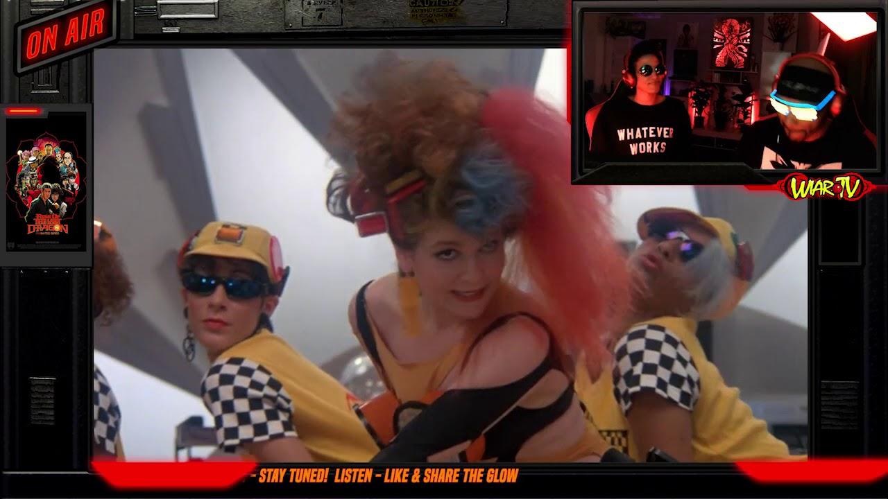 WIARLAWD PRESENTS -  RISE OF THE LAST DRAGON video beat tape BETA