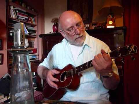 I Know Who Holds Tomorrow - gospel ukulele
