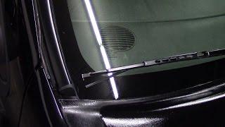 Trailblazer passenger wiper blade premature failure