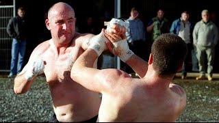 Цыганский бокс бокс ирландцев Великобритании