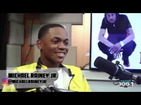 The Sunday Sit Down With EmEz: Michael Rainey Jr.