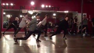 Zayn Like I Would Dance Class take 1 Bobby Dacones Choreography @Bdacones11