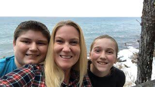 Minnesota North Shore Cabin Vlog