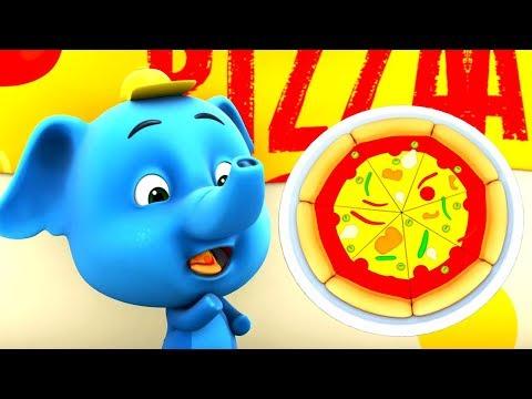 On Pizzan Aika | Loconuts Video Lapsille