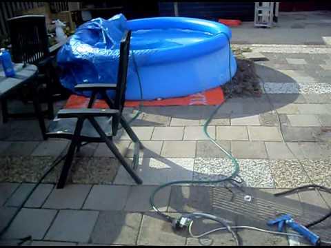 Zwembad Verwarming Home Made Pool Heater Nederlands Swimmingpool Youtube
