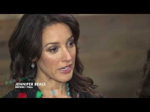 Jennifer Beals and the cast of Before I Fall - Variety interview