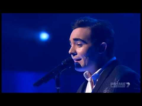 Xfactor Aus 2012 Grand Final Jason Owen sings You Fill Up My Senses