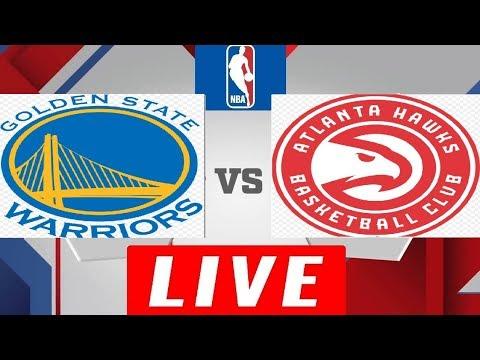 Golden State Warriors vs Atlanta Hawks...