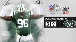#39: Muhammad Wilkerson (DE, Jets) | Top 100 NFL Players of 2016
