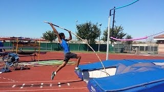 pole vault swing up tutroial