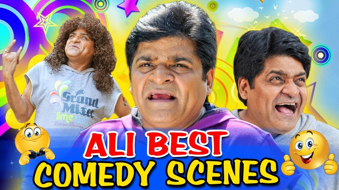 Ali Best Comedy Scenes   South Indian Hindi Dubbed Best Comedy Scenes