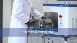 Brabender MetaStation 4E: Anwendung 1   How to prepare a test