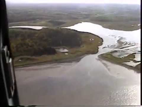 Aerial Survey, Part 6  Entrance of  Percival to  Seacow  Head, Prince Edward Island Coastline