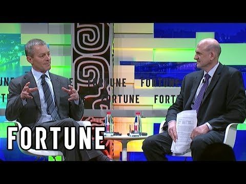 Fortune Global 1: The World's Biggest Company Looks Ahead I Fortune