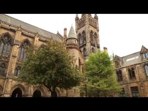 University of Glasgow Tours Promo Trailer
