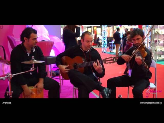 Concierto de Aranjuez - Guitarra, Violin y Cajon - Bodas Murcia Bodas Almeria Sevilla Coro Rociero