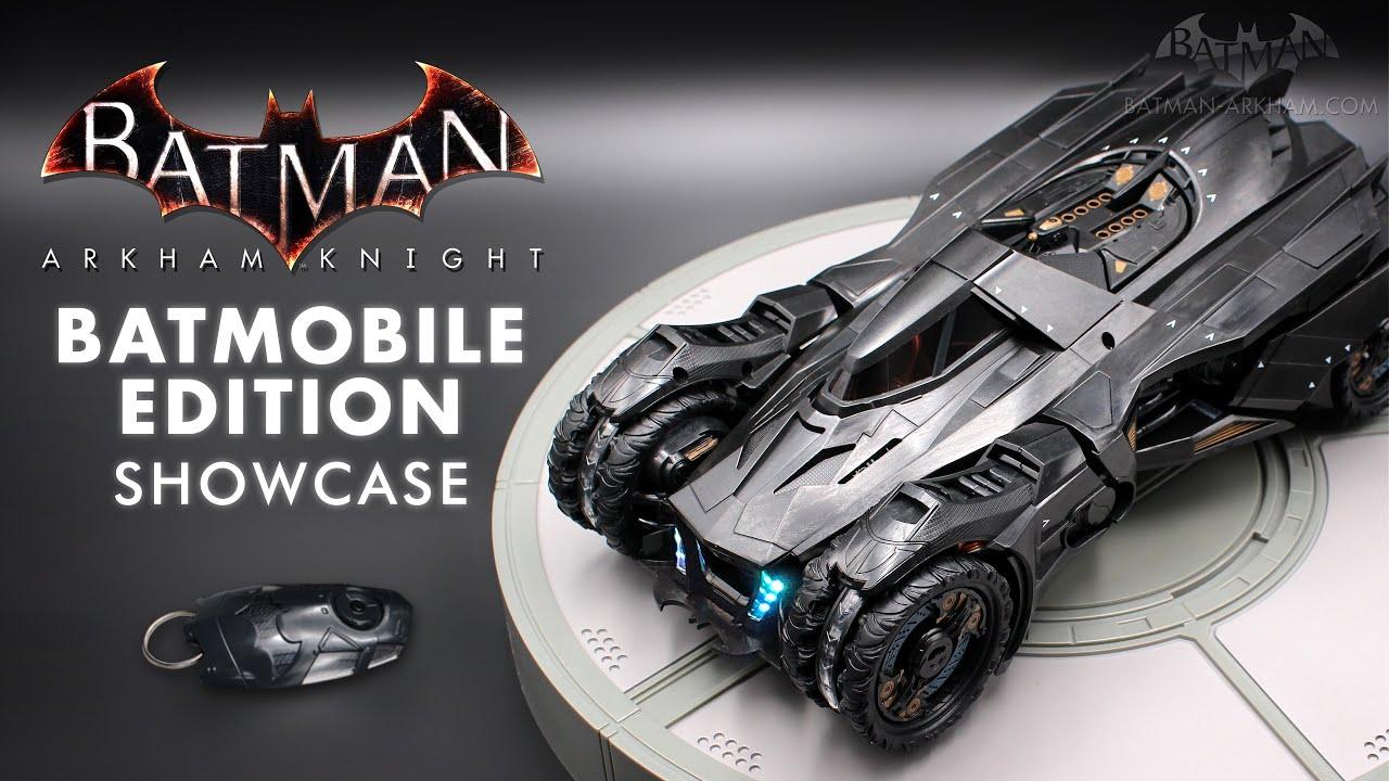 Batman: Arkham Knight - The Cancelled Batmobile Edition