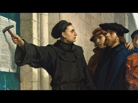 Martin Luther and his Crusade Against The Pope - Professor Lyndal Roper