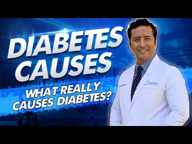 What CAUSED MY DIABETES? Aren't You Curious?