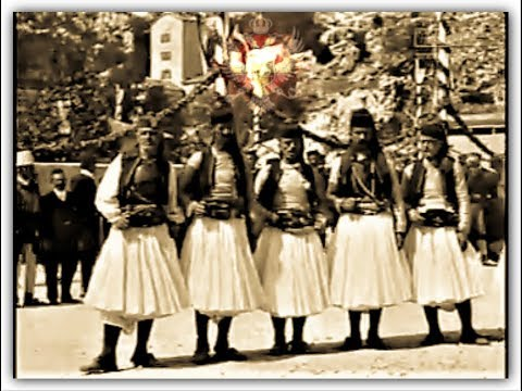 Kingdom of Montenegro 1912